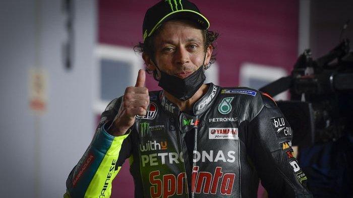 Valentino Rossi Kecewa, Penyakit Lamanya di MotoGP Kumat Lagi