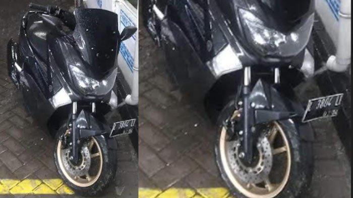 Sibuk Benerin Motor Konsumen, Yamaha NMAX Milik Montir Bengkel di Surabaya Raib Digondol 3 Maling