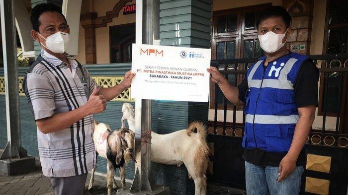 Semarak Idul Adha, MPM Honda Jatim Distribusikan Hewan Qurban