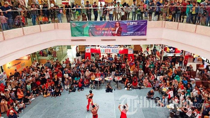 MPM Jatim Gelar Genio Youth Fest Surabaya, Ajang Apresiasi Milenial yang Memiliki Passion