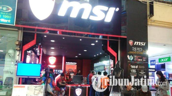 Msi Gl62 7rd Seri Terbaru Msi Untuk Gamer Profesional Tribun Jatim