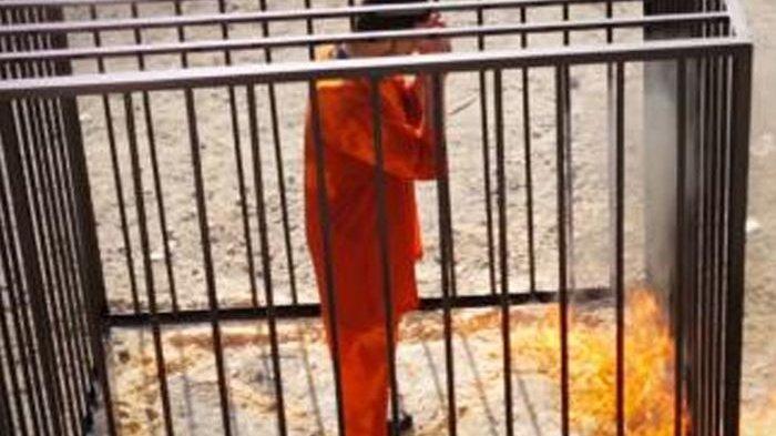 Pemimpin ISIS ini Paling Brutal, Jagal Ratusan Orang, Bakar Tawanan, dan Bunuh Semua Keluarga Istri