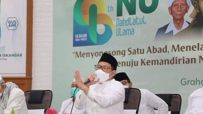 Kiai Sepuh Jatim Doakan PKB dan Muhaimin Iskandar Jadi Presiden, Pengurus Jatim: Menggembirakan