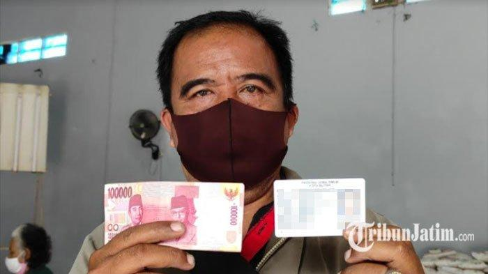 Senang Program BST di Kota Blitar Kembali Disalurkan, Warga: Uangnya Buat Beli Sembako
