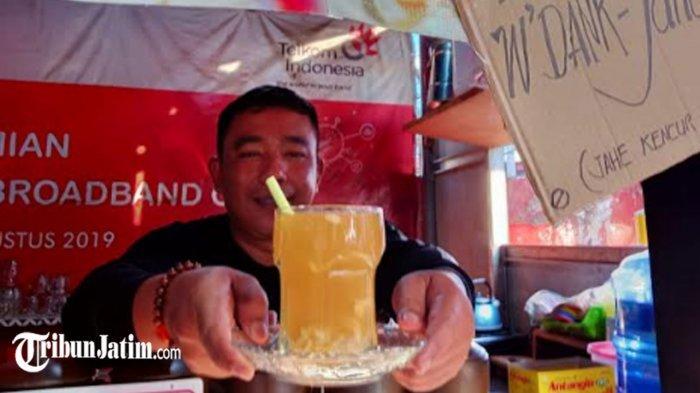 Wedang Jancok Minuman Tradisional Penguat Imun Asal Lumajang, 'Aromanya Ngena, Rempahnya Terasa'