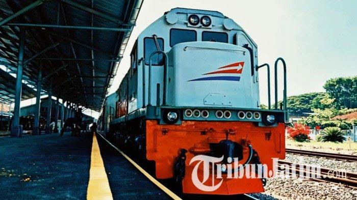 Dampak Berlakunya Gapeka 2021, Waktu Perjalanan Kereta di Wilayah KAI Daop 8 Surabaya Kian Singkat