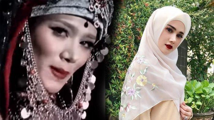 Mulan Jameela dulu dan sekarang