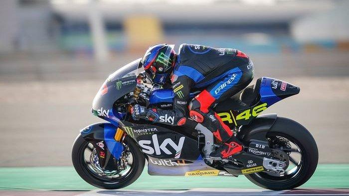 Valentino Rossi Gantung Helm, Sang Murid Gabung ke Petronas Yamaha SRT untuk MotoGP 2022