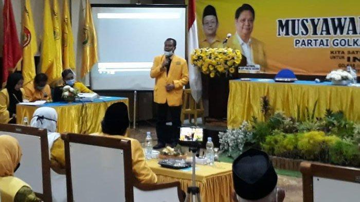 Terungkap Komunikasi Politik Partai Golkar denganPDIP dan PKBJelang Pilkada Malang 2020