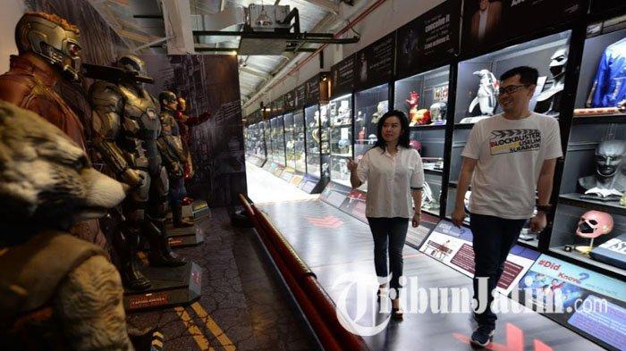 Ada Blockbuster Museum Surabaya Museum Khusus Film Dan Game Ribuan Diorama Figur Film Terpajang Tribun Jatim