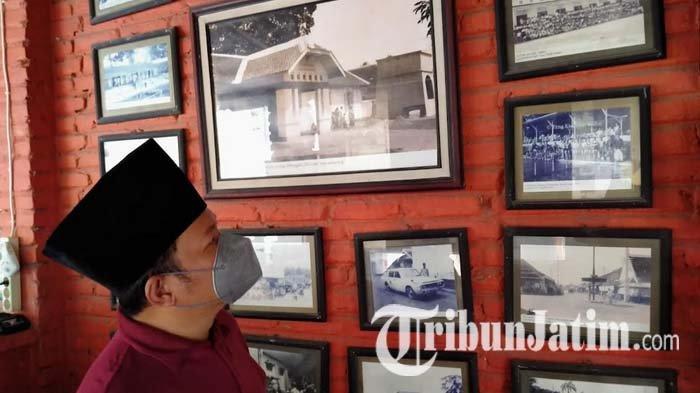 Melihat Bangunan Kota Kediri Era Kolonial di Museum Foto Kediri, Beberapa Masih Kokoh Berdiri