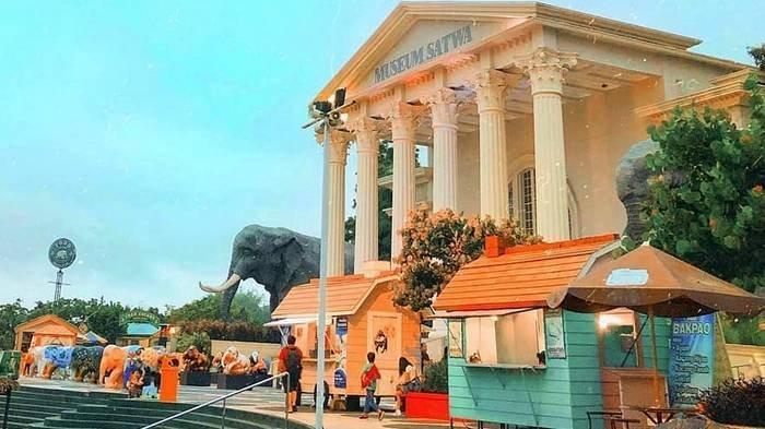 Museum Satwa yang berada di Jatim Park 2.