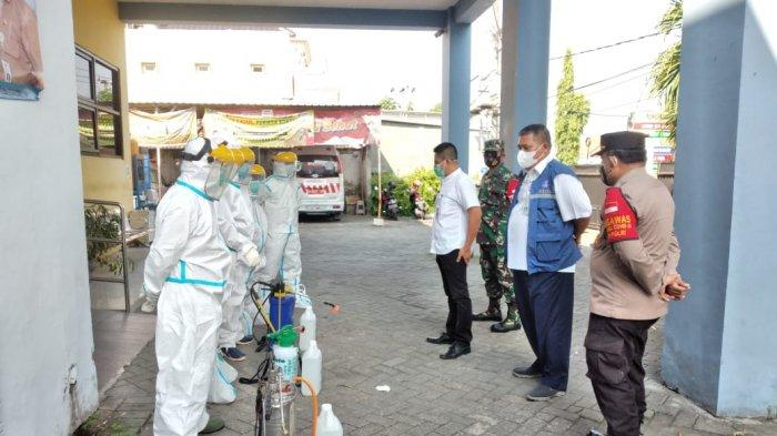 Nakes Positif Covid-19 Seusai Kedatangan Tamu dari Bangkalan, Puskesmas Cerme Gresik Ditutup