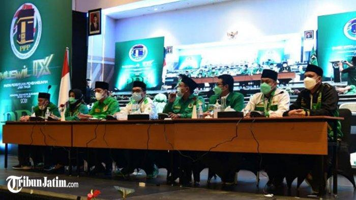 Muncul Wacana Revisi SK Struktur DPW PPP Jatim, Agenda Kepartaian Diminta Tahan Dulu