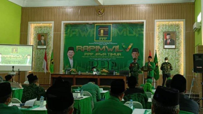 Muswil PPP Jatim Bakal Digelar Bulan Depan, PW GPK Ungkap Sejumlah Kriteria Ketua: Tak Boleh Konflik