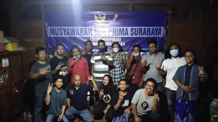 Gelar Musyawarah Kota, Partai Rakyat Adil Makmur Surabaya Siap Jadi Kekuatan Politik Alternatif