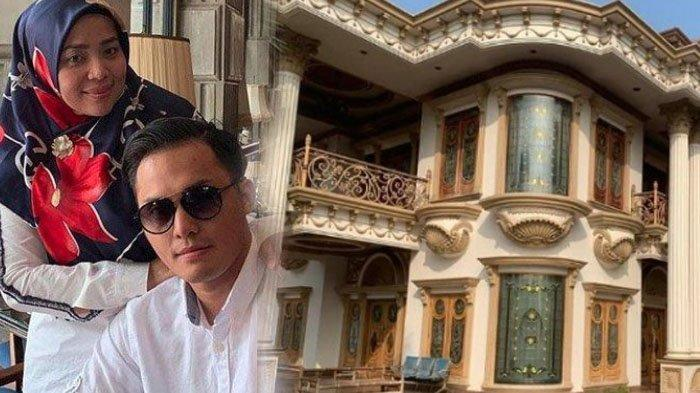 Muzdalifah dan Fadel Islami akan jual rumah mewahnya