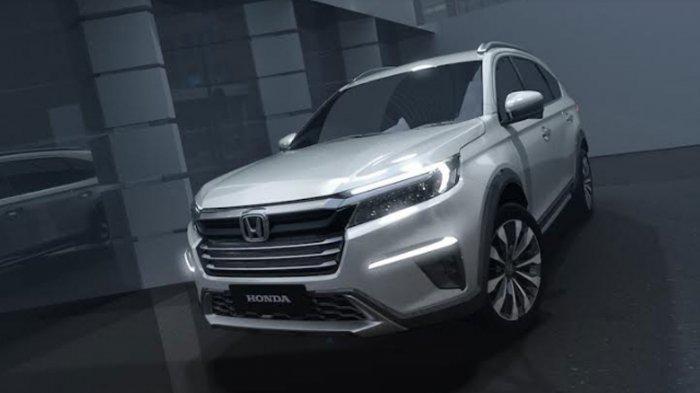 Pertama Kali di Dunia, Honda Kenalkan N7X Concept di Indonesia, Mobil Adopsi Keunggulan MPV dan SUV