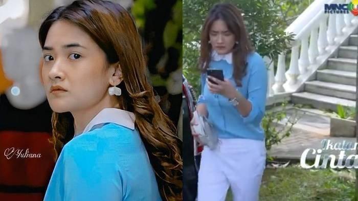Sosok Nadya Arina, Pemeran Katrin di Ikatan Cinta, Ini Daftar Film dan Sinetron yang Dibintanginya