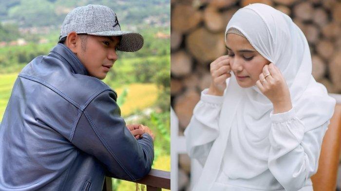 Nadya Mustika dan Rizki DA yang kini nasib pernikahan sudah di ujung tanduk.