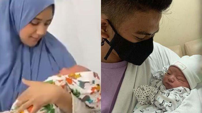 Nadya Mustika Rahayu kini urus bayi sendirian ditinggal Rizki DA
