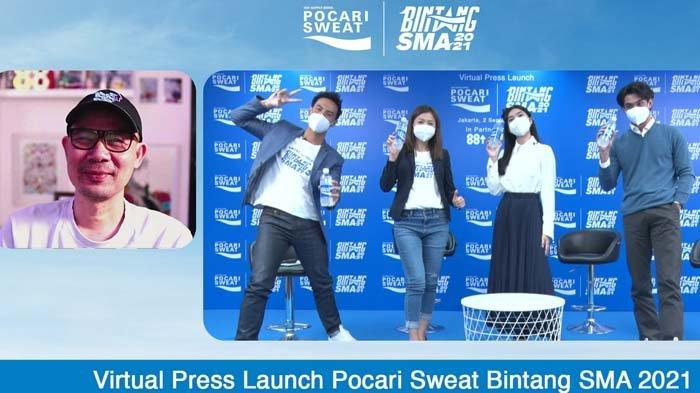Pocari Sweat Gelar Bintang SMA 2021, Pemenang Dapatkan Mentorship dan Ketemu Langsung Artis 88rising