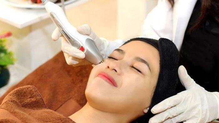 Tips Cantik Facial Microdermabrasion Perawatan Menghilangkan Bekas Jerawat Dan Bopeng Di Wajah Tribun Jatim