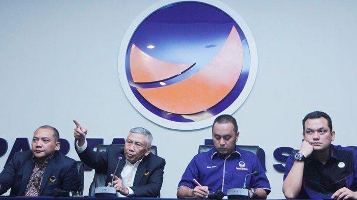 Nasdem SurabayaRekomendasikan Tiga Nama Bakal Calon Wali Kota ke DPP, Siapa Saja?