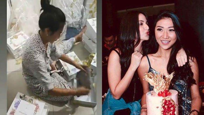Bosnya Dipenjara, There Asisten Nia Ramadhani Kepergok Ndeprok di Lantai sampai Subuh: Oh Nasib!