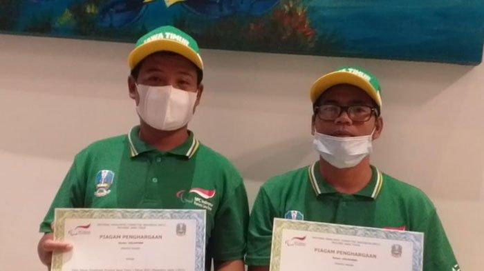 Penyandang Disabilitas Tuna Rungu di Sampang Sabet Juara 1 Catur Peparprov Jatim 2021