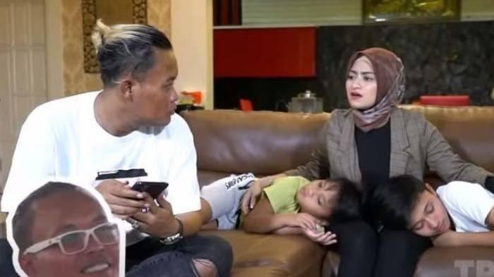Rizwan Kena Omel Nathalie Holscher, 'Jangan Main Game Mulu', Sule Bereaksi: Bunda Juga Jangan Ikutan