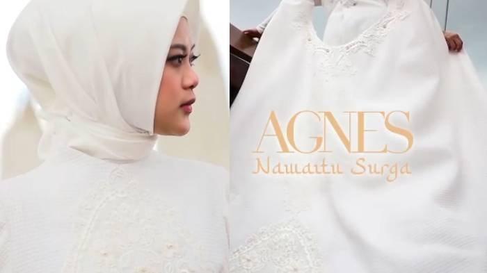 Lirik Lagu Religi Terbaru dari Agnes POPA 'Nawaitu Surga', Cocok Didengarkan di Bulan Ramadan 1442 H