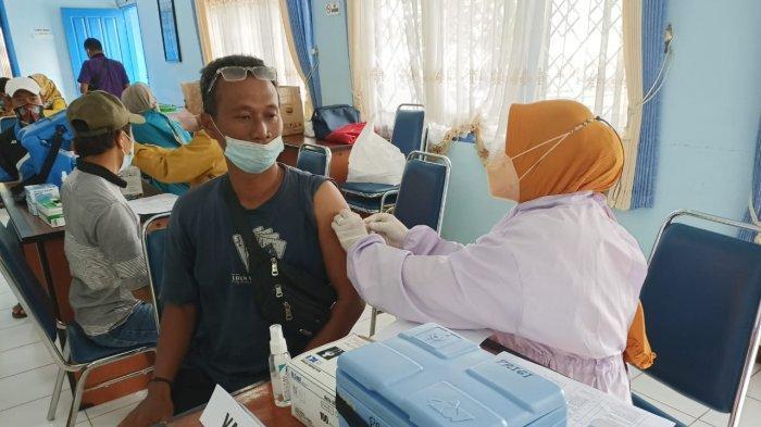 Nelayan di Prigi Trenggalek Kembali Jadi Sasaran Vaksinasi Covid-19