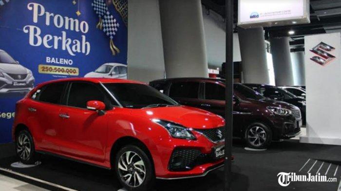 Berkah Ramadan 2021, All New Ertiga dan Suzuki New Baleno Turun Harga di IIMS Surabaya, Cuma 5 Hari!
