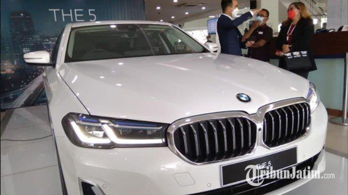 Duo Jagoan BMW The New 5 Resmi Mengaspal di Surabaya, Tersedia Promo Menarik hingga 25 April 2021