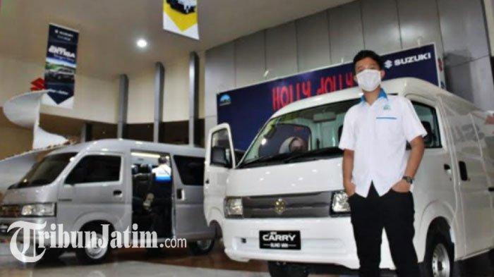 Siap Gebrak Pasar Niaga, UMC Luncurkan New Carry Minibus & Blind Van di Jatim, Torsi Lebih Besar
