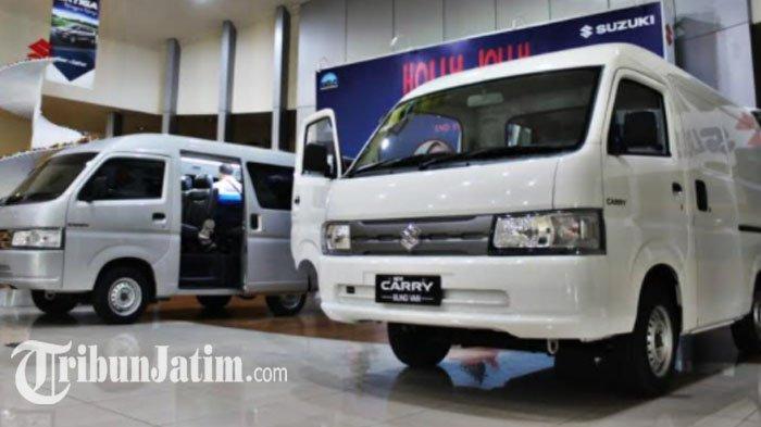 Resmi Meluncur, UMC Kenalkan New Carry Minibus & Blind Van Ke Awak Media, Harga Gak Sampai 275 Juta