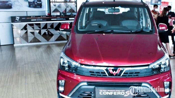 Baru Diluncurkan, Wuling New Confero S Facelift Dihantam PPnBM 0%, Harga di Jatim Kepotong 11 Juta