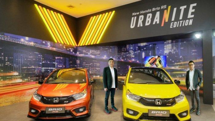Laris Manis Honda Brio Meluncurkan Model Terbarunya New New Honda Brio RS Urbanite Edition