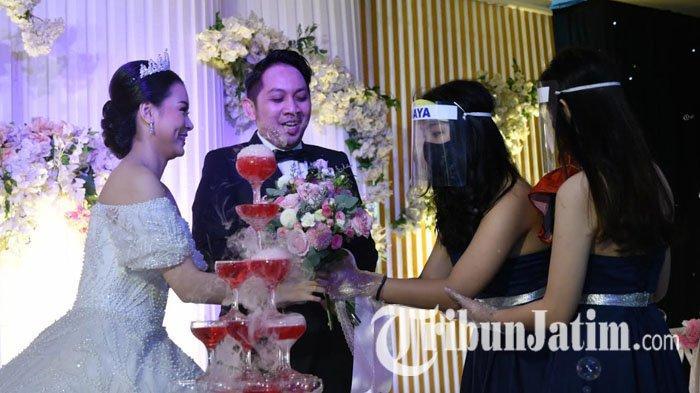 NEWS VIDEO: Sambut New Normal, Gedung Srijaya Surabaya Buat Simulasi Wedding dengan Protokol Ketat