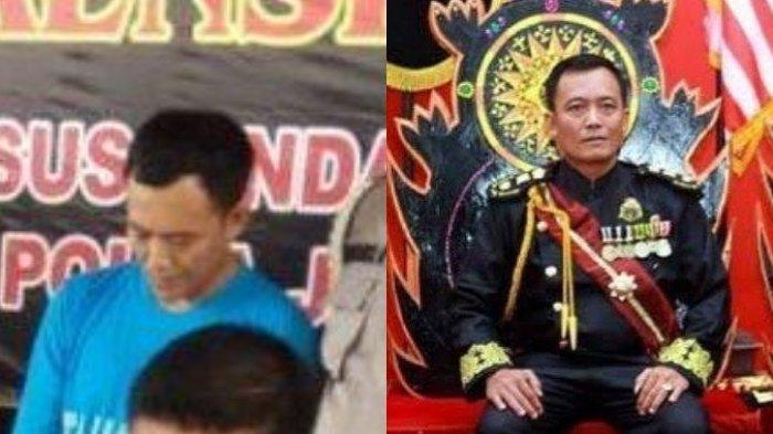 Cara Totok Santoso Hadiningrat Raja Keraton Agung Sejagat Gaet Anggota, Klaim Punya 425 Pengikut