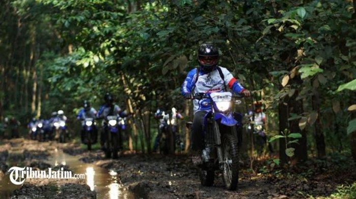 Terabas Wisata Alam di Malang Pakai Yamaha WR 155, Nyaman Nyata, 'Naik Turun Riding Tetap Stabil'