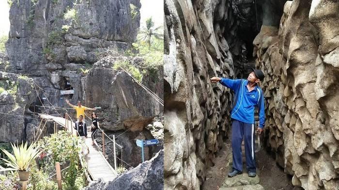 Harga Tiket Masuk Ngerit Stone Park Trenggalek, Ada 12 Spot yang Cocok Dieksplorasi, Berikut Rutenya