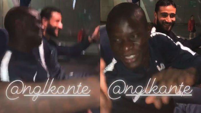 Arti Lagu yang Dinyanyikan Timnas Prancis untuk N'Golo Kante, Nama Lionel Messi Sempat Disebut
