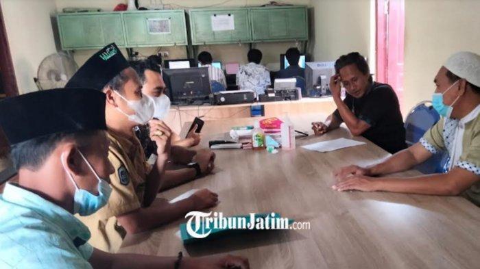 Pemuda dari Ngormat Nusantara Datangi Polres Pamekasan, Tolak Kajian Islami dari Sosok Ini