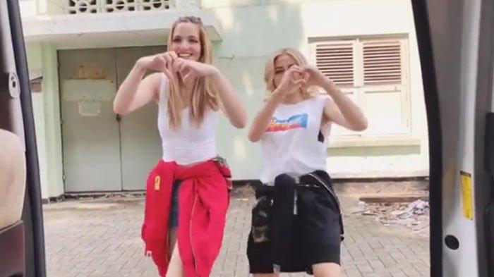 Ikut Tren Kekinian, Nia Ramadhani Unggah Video 'Keke Dance Challenge' Bareng Jessica Iskandar