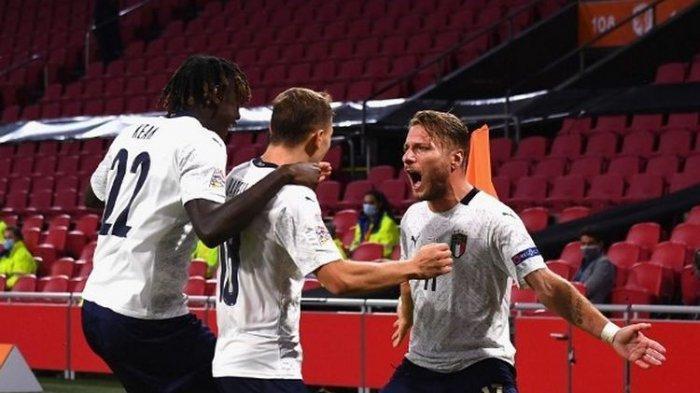 Sosok Nicolo Barella, Si Ceriwis Penghancur Mimpi Belgia di Euro 2020