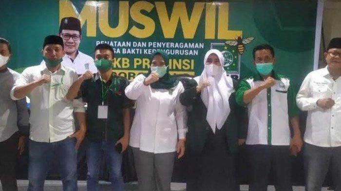 Dua Srikandi Asal Jawa Timur Kepercayaan Gus Ami Pimpin PKB di Provinsi Lain, Siapa Mereka?