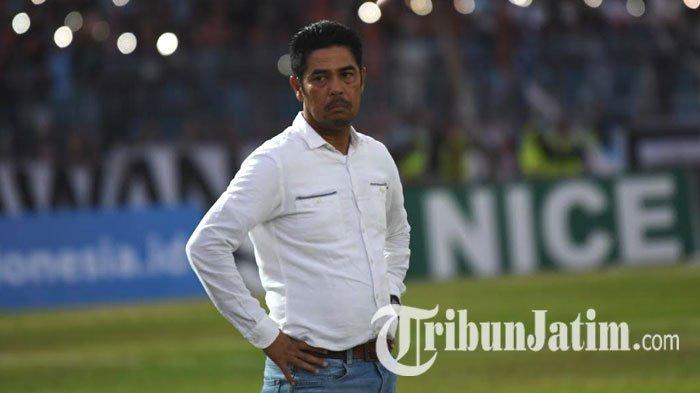 Telan Kekalahan 0-1 dari PSIS, Pelatih Persela Lamongan Sebut Pemainnya Lengah di Menit Akhir