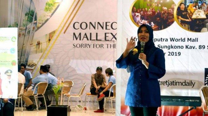 Ning Lia Contek Cara Khofifah di Pilgub Jatim 2008, Dekati Parpol Kecil Jelang Pilkada Surabaya 2020